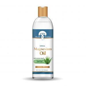 Magnesium Oil USP With Aloe Vera
