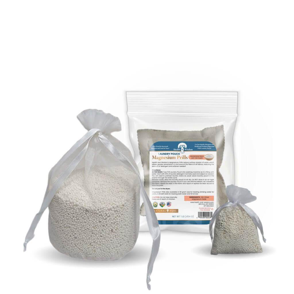 HealthWisdom - Magnesium Prill Pack1