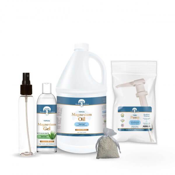 HealthWisdom - Magnesium Starter Pack