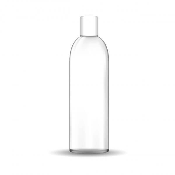 HealthWisdom - Regular White Lid 12 fl oz