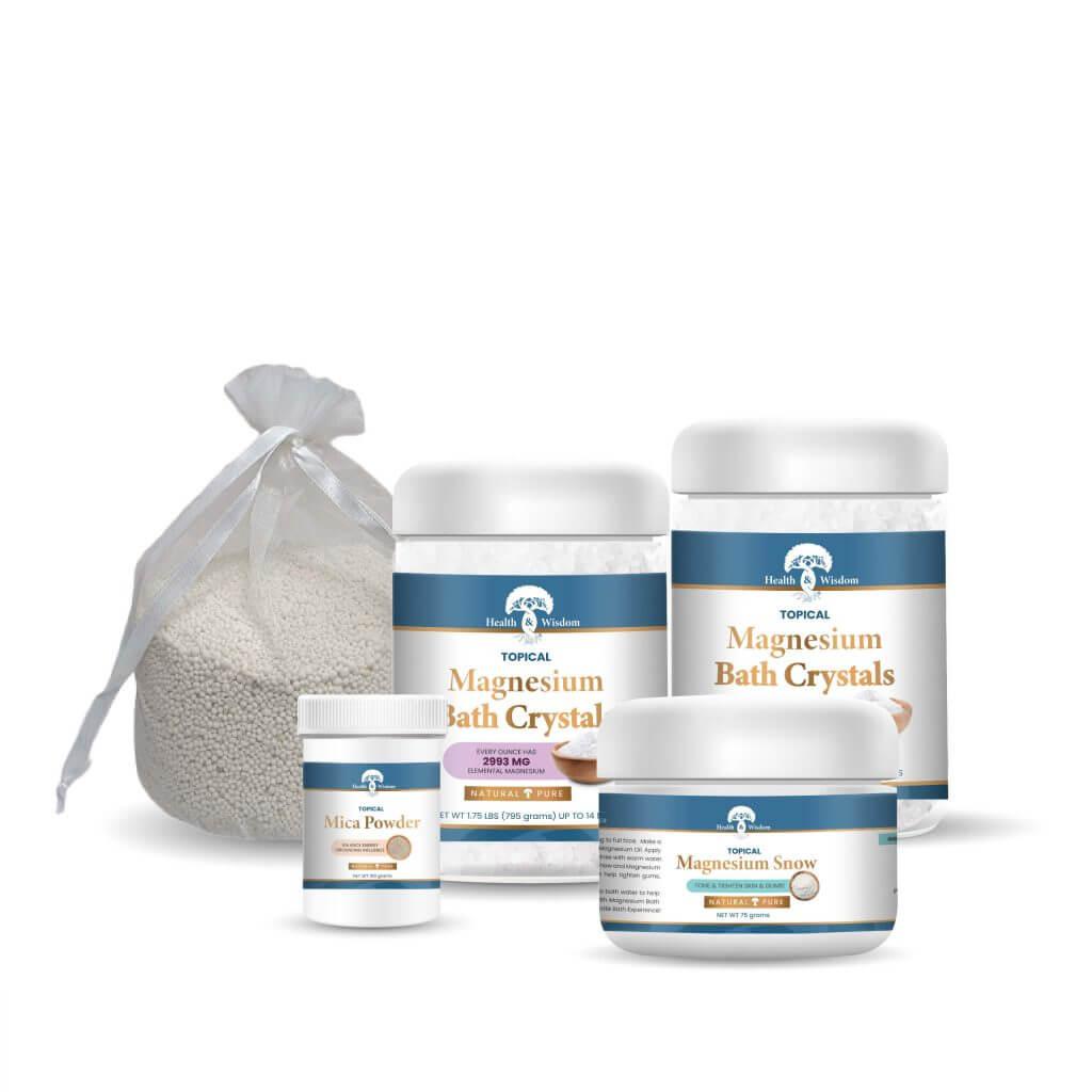 HealthWisdom - Ultimate Bath Pack