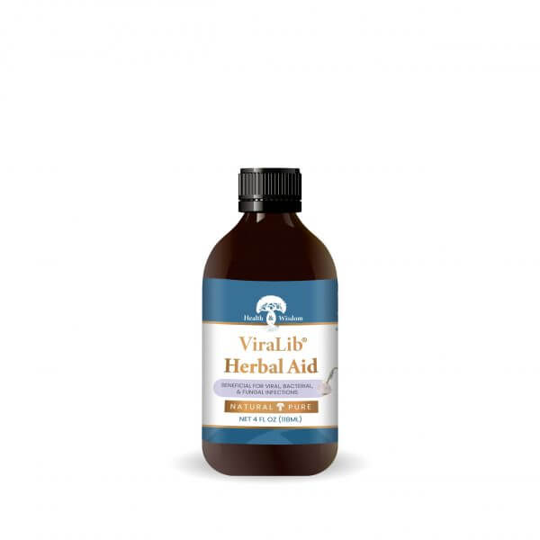 HealthWisdom - ViraLib Herbal Aid
